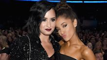 Stars are showing their support after Demi Lovato's overdose — from Ariana Grande to Brad Paisley