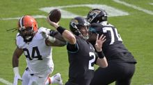 Jaguars sticking with Glennon even though Minshew is healthy