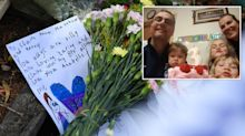 Young girl's heartbreaking note after Melbourne family tragedy