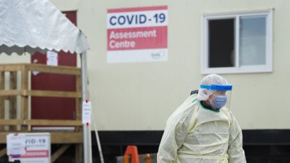 Canada reaches another grim COVID-19 milestone