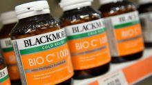 Blackmores' virus warning as profit dives