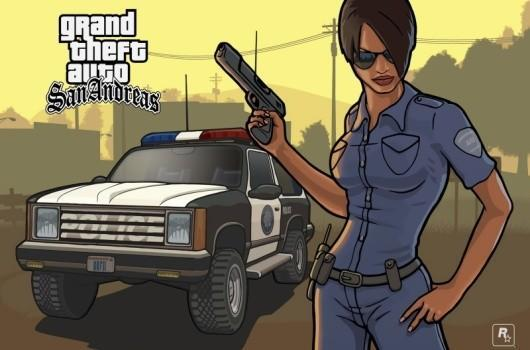 Grand Theft Auto: San Andreas rated by ESRB For PS3