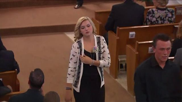 Memorial Service Held for Hannah Anderson`s Mother, Brother