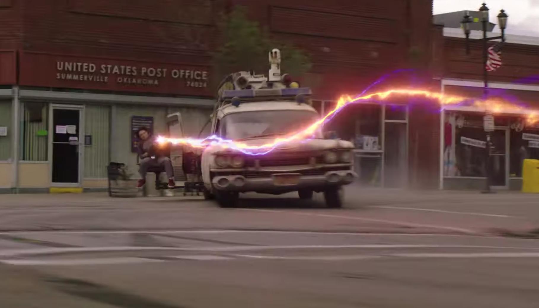 'Ghostbusters: Afterlife' teaser trailer debuts