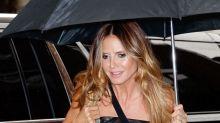 ¿Se operó el rostro Heidi Klum?; luce muy rara