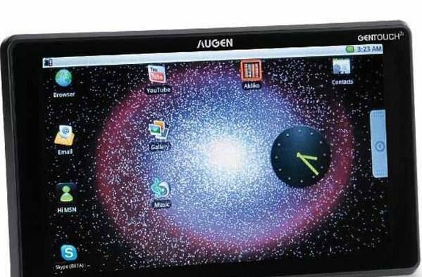 Augen's $150 Android tablet hits Kmart circular, coming to stores later this week