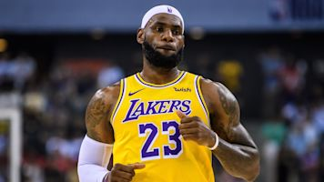 LBJ wants answers from Silver over China issue
