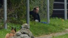 Danish sub killer arrested after failed prison escape