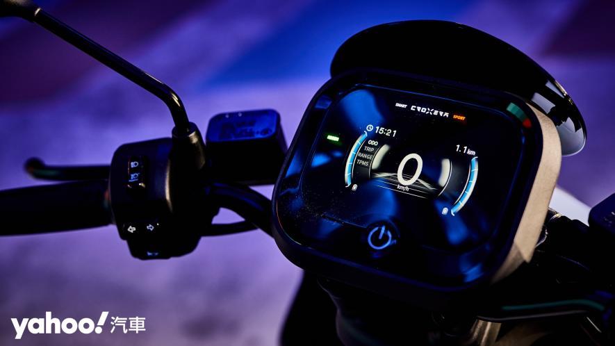 走出自我美型新風格!A-Motor宏佳騰智慧電車Ai-3 Comfort全新發表! - 9
