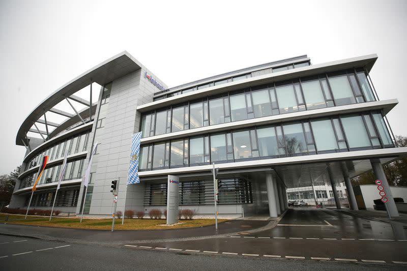 Picture shows the Webasto headquarters in Stockdorf near Munich