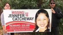 Ojibwe Parents Use Map From Anonymous Source To Search For Missing Daughter