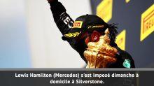 Formule 1 - Grand Prix de Grande-Bretagne - Hamilton prophète en son pays