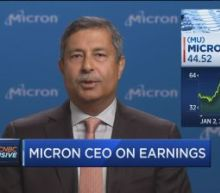 Micron CEO: Focused on mitigating effects from tariffs