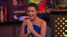 Lea Michele Shows Off Huge Engagement Ring While Dishing on Surprise Proposal
