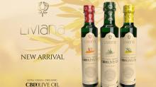 Liviana Artisanal CBD Olive Oils Have Arrived