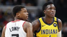 Report: Victor Oladipo asked to join Raptors during a game in front of Pacers teammates