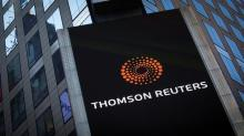 Thomson Reuters' first-quarter sales, profit top expectations