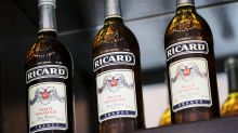 Pernod Ricard says sales growth was  'moderate'