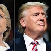 Hillary Clinton Faces Hacking and Donald Trump's Heckling After Triumphant Convention