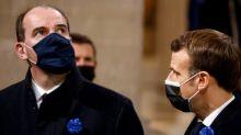 La cote de confiance d'Emmanuel Macron en hausse, Jean Castex stable, selon un sondage