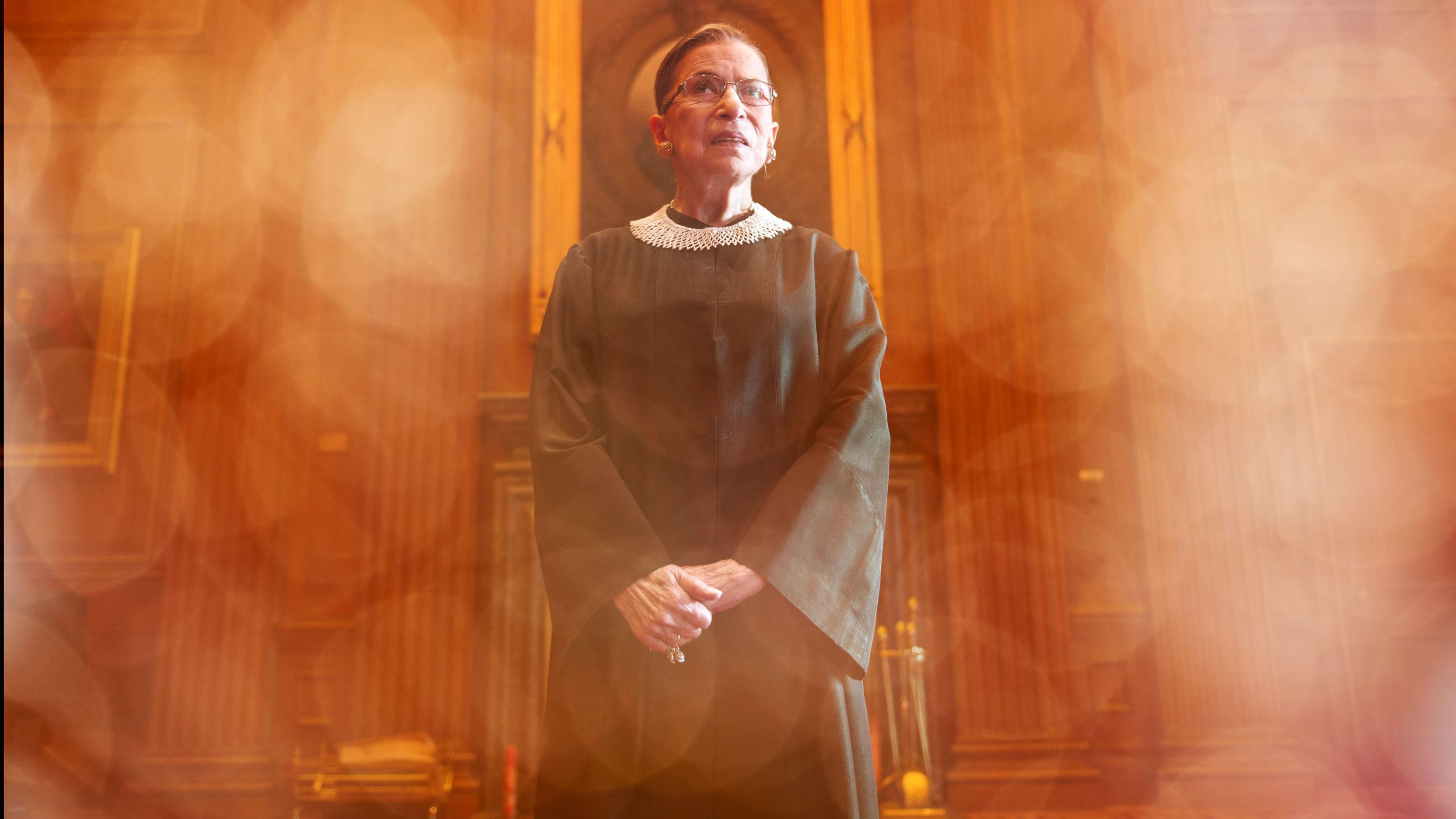 Ruth Bader Ginsburg Showed the World—You Don't Mess with a Grandma