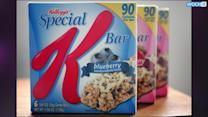 Kellogg Cereal Sales Still Weak; 1Q Revenue Down