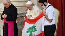 Vatican: le pape François lance un appel à la solidarité internationale avec le Liban
