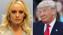 Trump's alleged mistress Stormy Daniels has been arrested