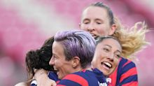 Led by Veterans Carli Lloyd and Megan Rapinoe, the USWNT Rallies to Win Olympic Bronze