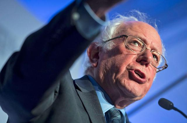 Bernie Sanders bill would tax Amazon and others over low wages