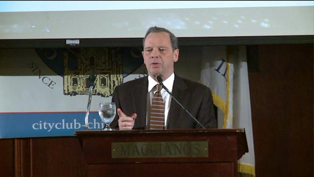 Cullerton offers pension reform plan