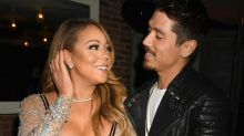 Mariah Carey and Bryan Tanaka Get Cozy on Beverly Hills Date Night