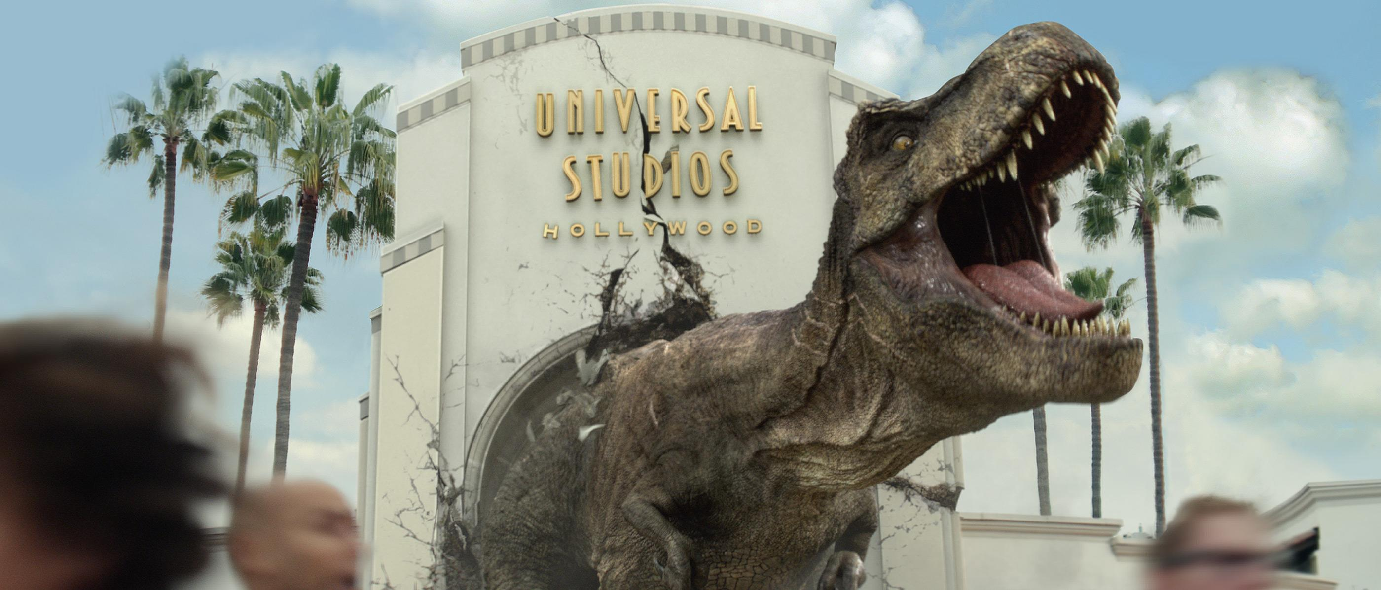 Will Jurassic World Save Disney's Biggest Theme Park Rival?