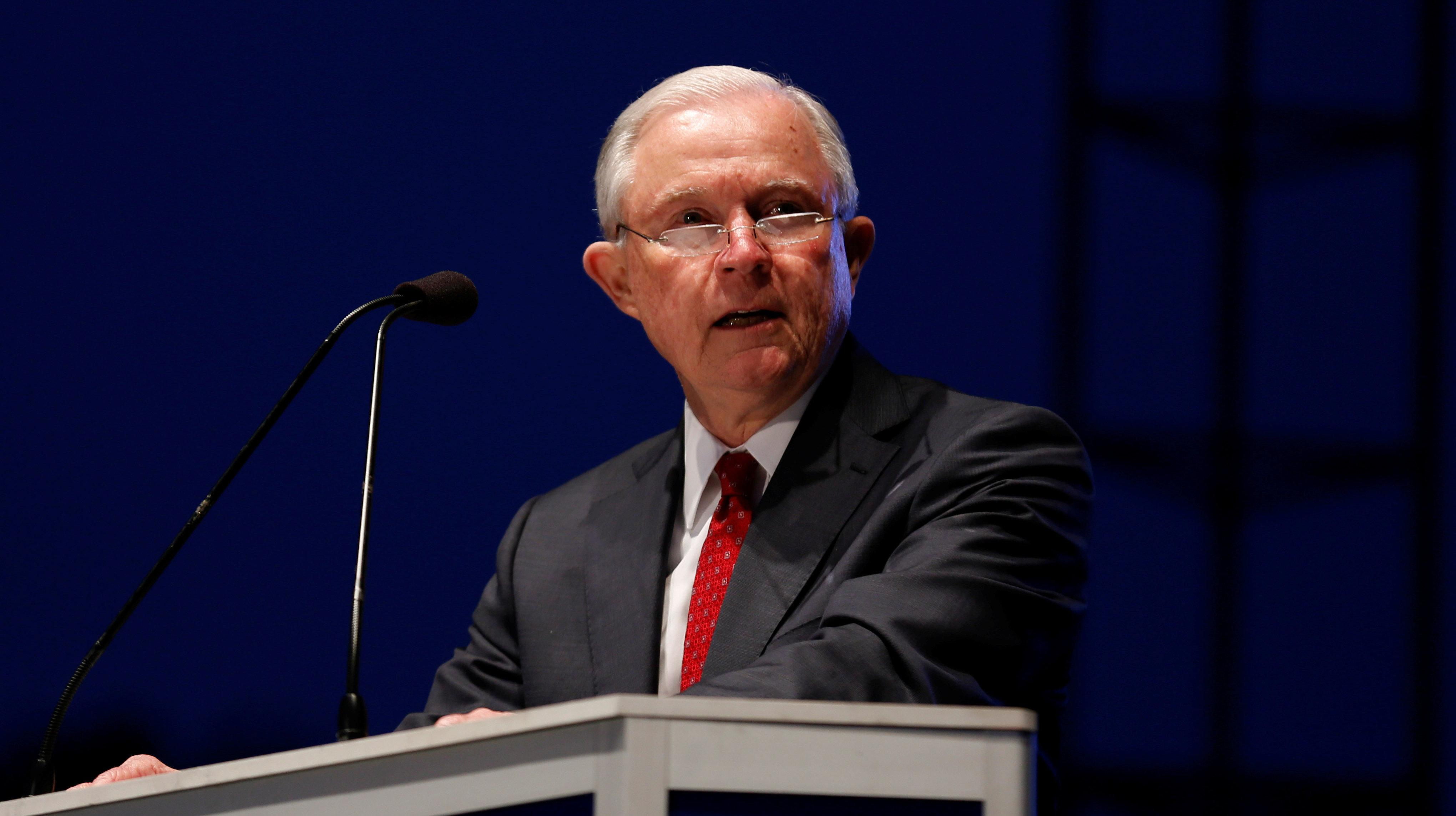 Jeff Sessions Uses Exceptional Power Over Immigration Courts To Limit Judges' Authority