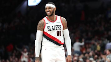 Melo wants jersey retired 'where it all started'