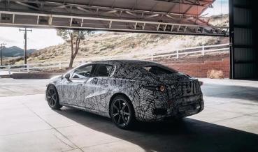賓士電動車美國首發:EQS 確認 2021 年春季發表、夏季交車