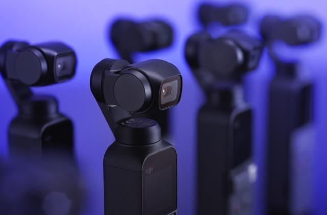 DJI's Osmo Pocket gimbal camera returns to $199 at Amazon