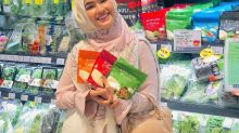 Newlywed actress Elfira Loy criticised on social media  for lack of kitchen skills