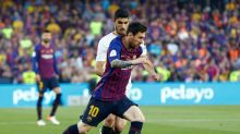 Barcelona vs Valencia LIVE: Kevin Gameiro gives Marcelino's side an unlikely lead in Copa del Rey final