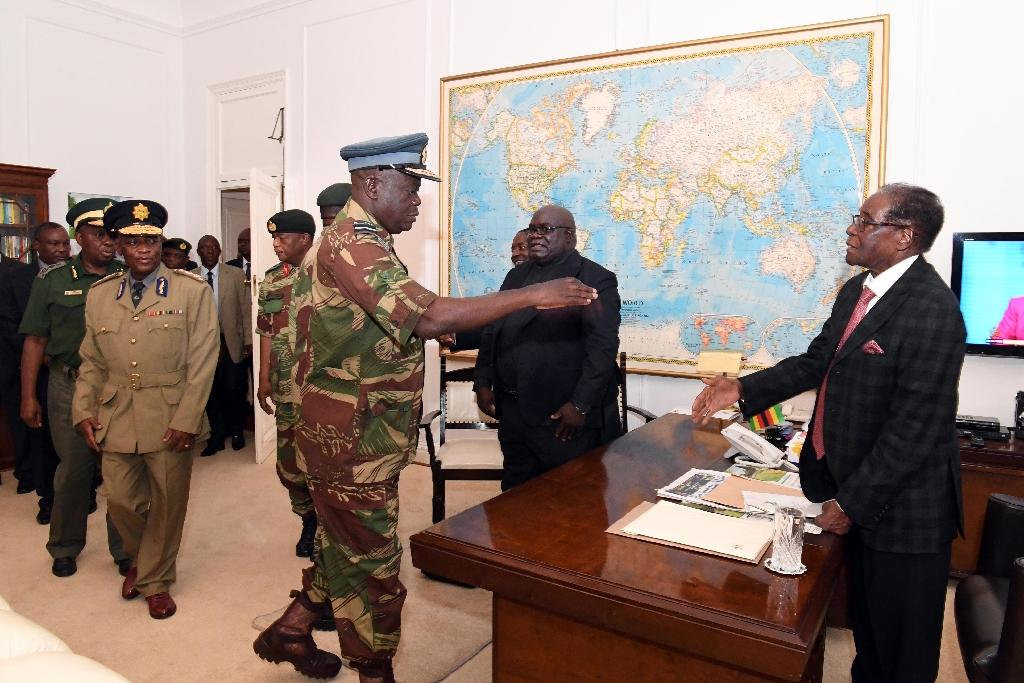 Randi zimbabwe harare