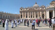 Polemiche su assenza di nome Dio, Pontificia accademia risponde