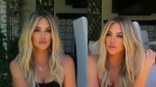 """Khloé Kardashian Confesses She Thinks About Getting a Nose Job """"Every Day"""""""
