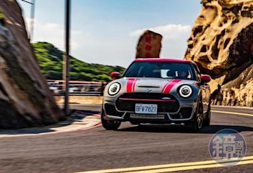 【鏡試駕】最速夜店男!MINI Clubman JCW ALL4