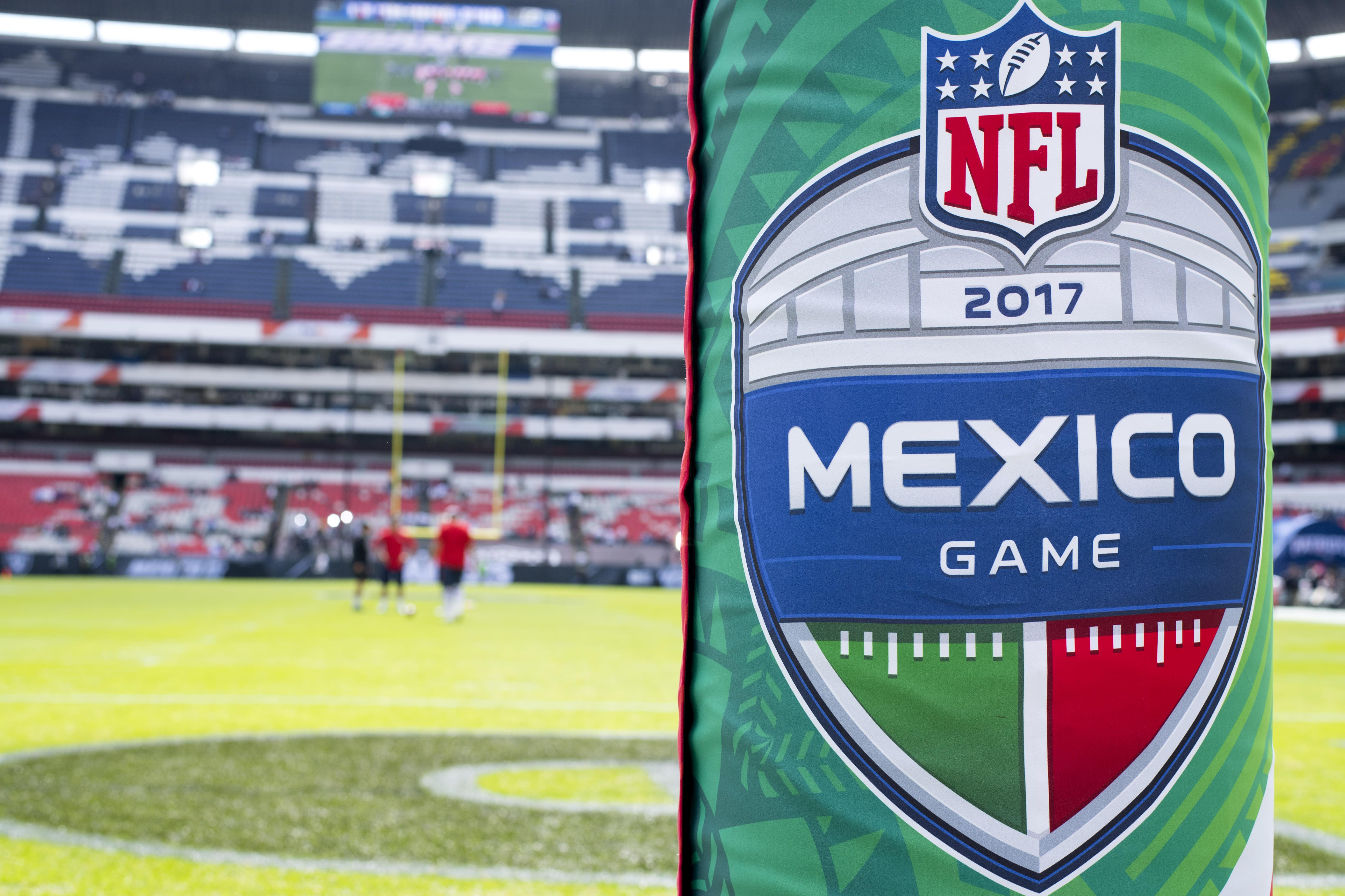 8a8ec208b5216 NFL México será la envidia de todos  Chiefs vs Rams