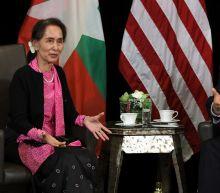 Mike Pence issues strongest US rebuke yet against Aung San Suu Kyi over Rohingya crisis