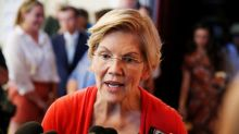 U.S. Democratic hopeful Warren seeks to curb U.S. lobbying, corporate power