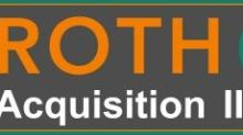 Roth CH Acquisition III Co. Receives Noncompliance Notice Regarding Late Form 10-Q Filing From Nasdaq