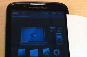 Motorola Atrix 2 peeks out (again) from the wild, destined for AT&T's faux-G?