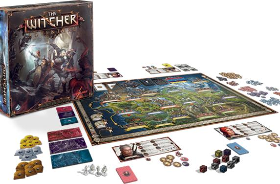 Joystiq Giveaway: The Witcher Adventure Game