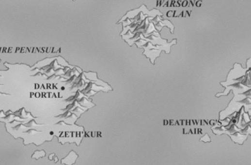 Wouldn't this be cool? The Lost Islands of Draenor